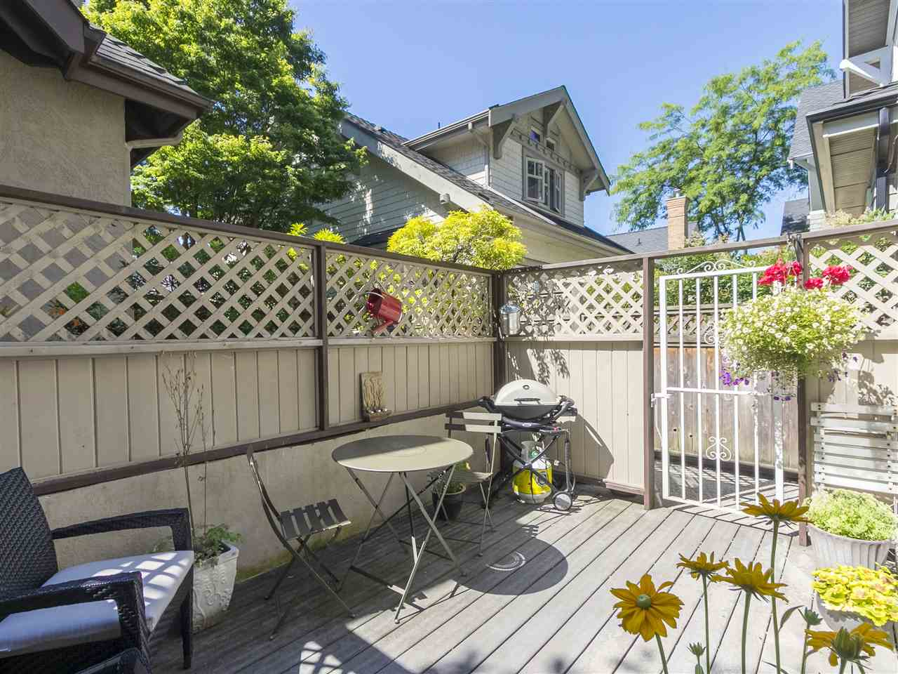 Photo 8: 314 W 15TH Avenue in Vancouver: Mount Pleasant VW Townhouse for sale (Vancouver West)  : MLS(r) # R2186637