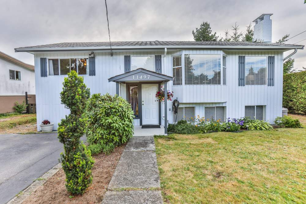 Main Photo: 11497 BARCLAY Street in Maple Ridge: Southwest Maple Ridge House for sale : MLS® # R2189856