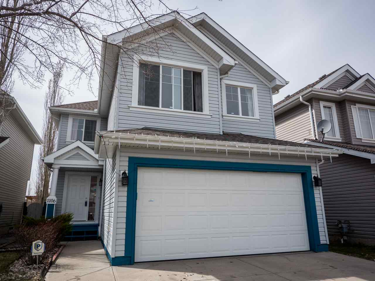 Main Photo: 1106 84 Street in Edmonton: Zone 53 House for sale : MLS® # E4075366