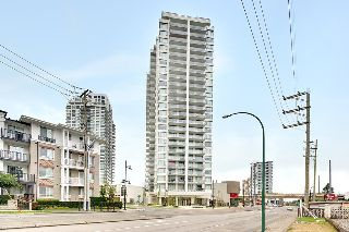 "Main Photo: 1501 602 COMO LAKE Avenue in Coquitlam: Coquitlam West Condo for sale in ""UPTOWN"" : MLS® # R2213121"