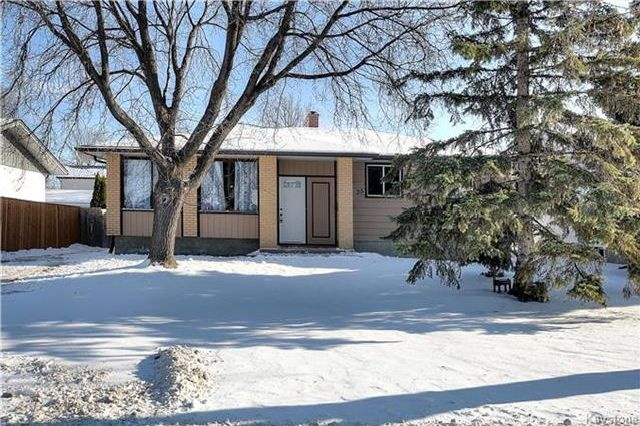 Main Photo: 35 Chapman Road in Winnipeg: Crestview Residential for sale (5H)  : MLS® # 1729265