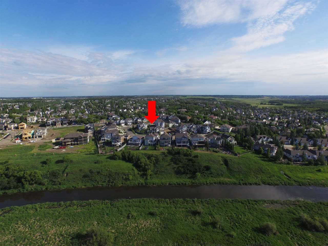 Main Photo: 22 ORCHARD Court: St. Albert Vacant Lot for sale : MLS® # E4091874