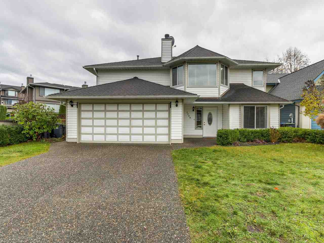 Main Photo: 1124 CASTLE Crescent in Port Coquitlam: Citadel PQ House for sale : MLS® # R2230561