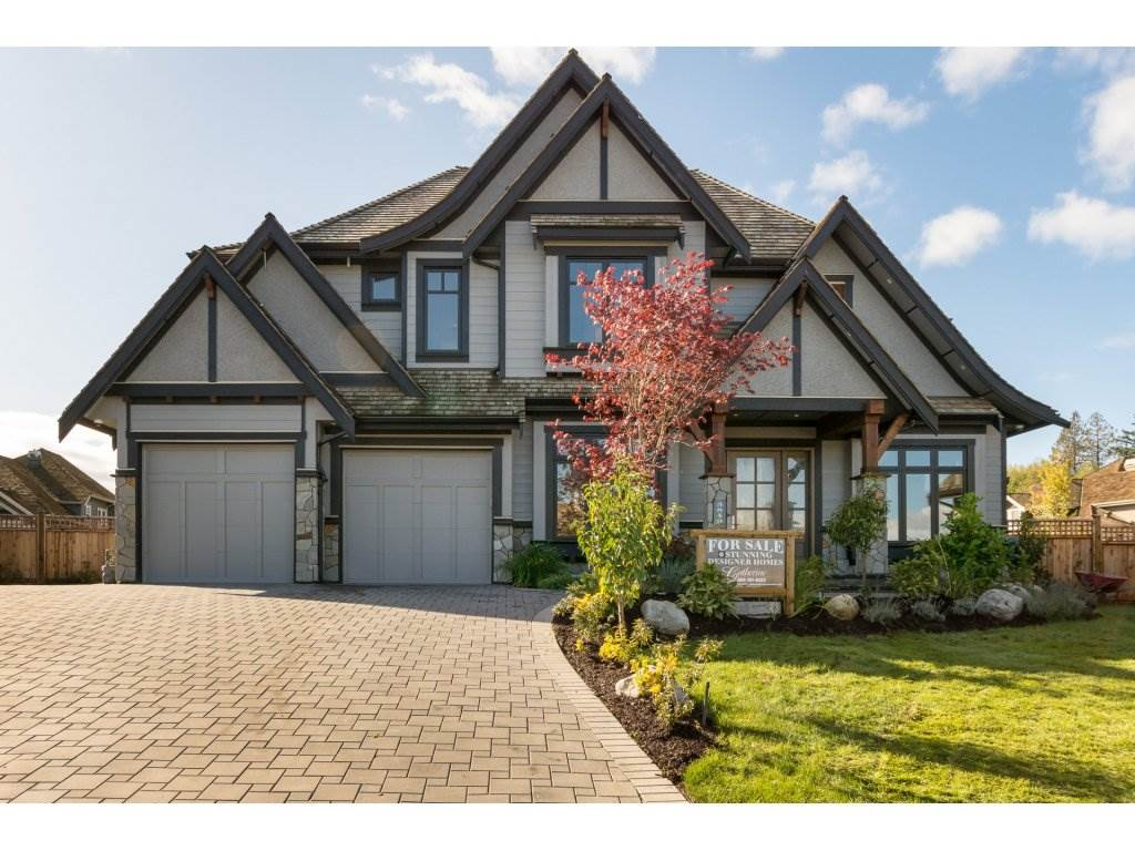 "Main Photo: 3849 159A Street in Surrey: Morgan Creek House for sale in ""Morgan Creek"" (South Surrey White Rock)  : MLS®# R2231981"