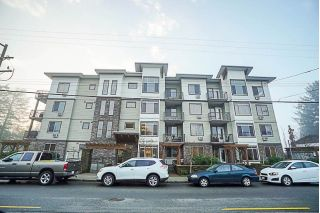 "Main Photo: 407 11887 BURNETT Street in Maple Ridge: East Central Condo for sale in ""Wellington Station"" : MLS® # R2232346"