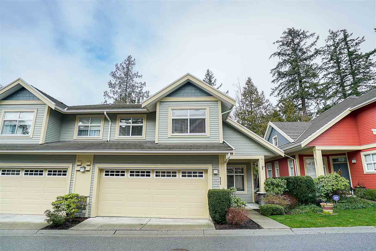Main Photo: 11 15255 36 Avenue in Surrey: Morgan Creek Townhouse for sale (South Surrey White Rock)  : MLS® # R2238078