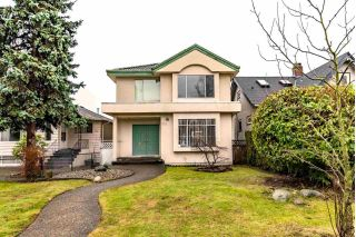 Main Photo: 916 PARK Drive in Vancouver: Marpole House for sale (Vancouver West)  : MLS®# R2263256