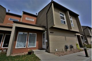 Main Photo: 58 2020 105 Street in Edmonton: Zone 16 Townhouse for sale : MLS®# E4111391