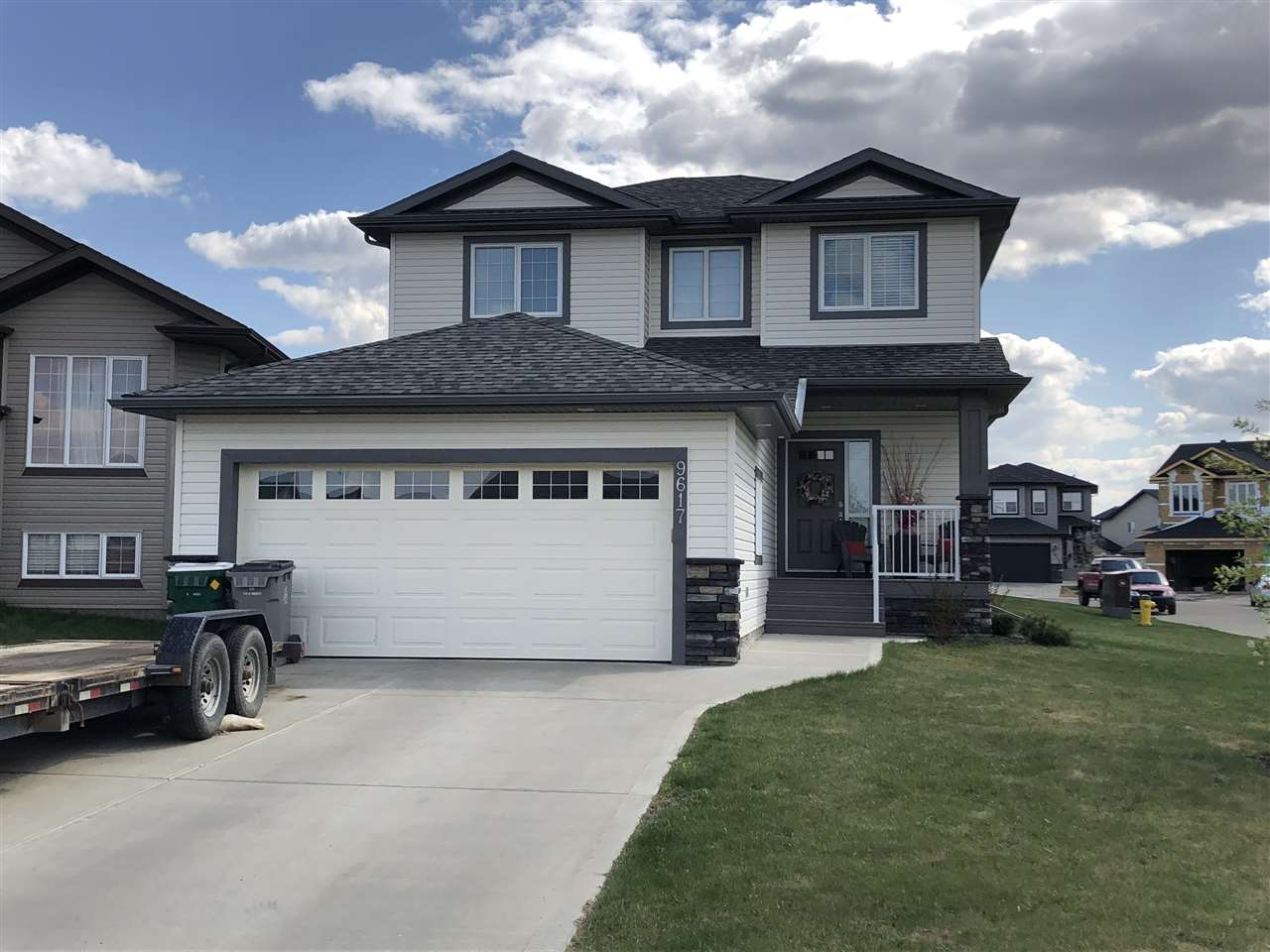 Main Photo: 9617 84A Avenue: Morinville House for sale : MLS®# E4112567
