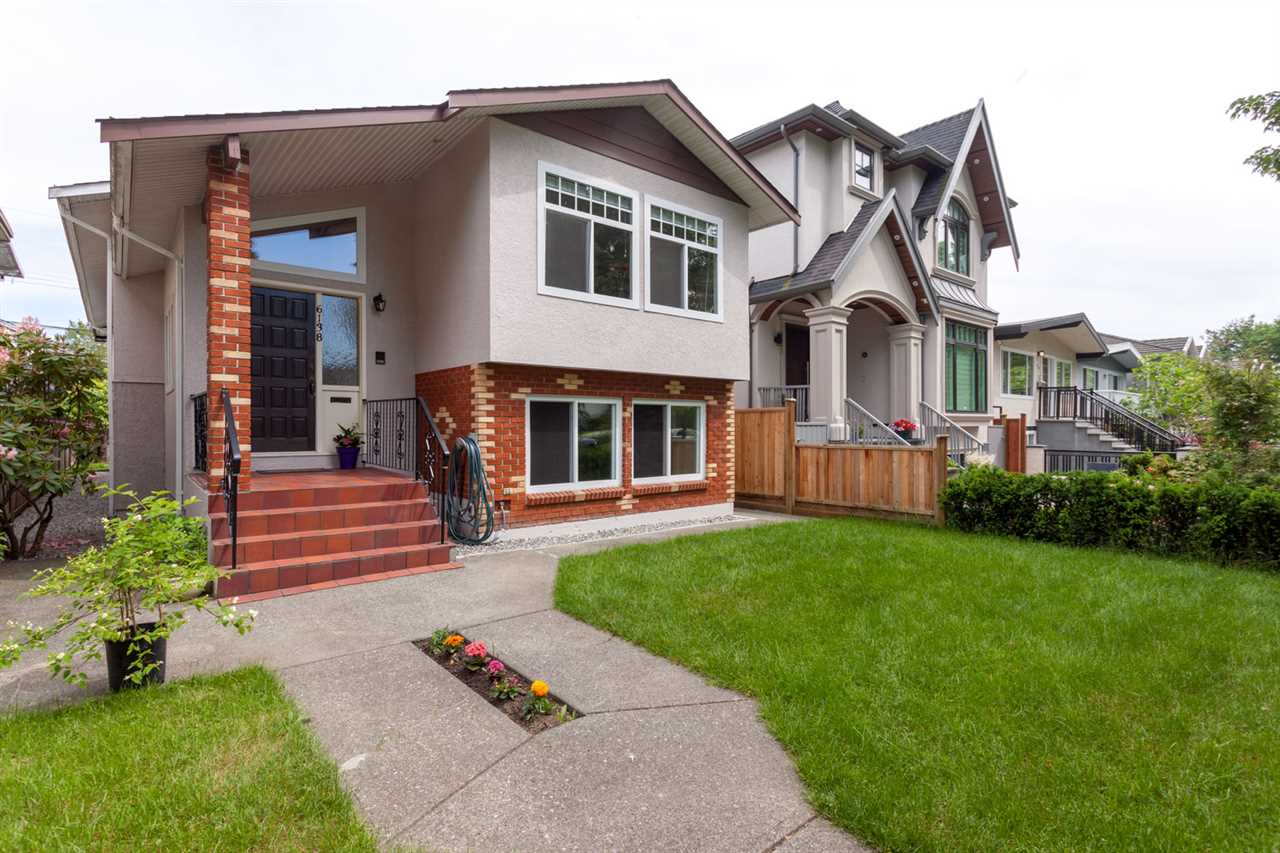Main Photo: 6138 ST. CATHERINES Street in Vancouver: Fraser VE House for sale (Vancouver East)  : MLS®# R2273169