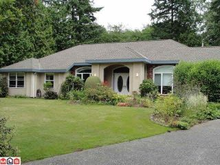 Main Photo: 2426 139 Street in Surrey: Elgin Chantrell House for sale (South Surrey White Rock)  : MLS®# R2280914