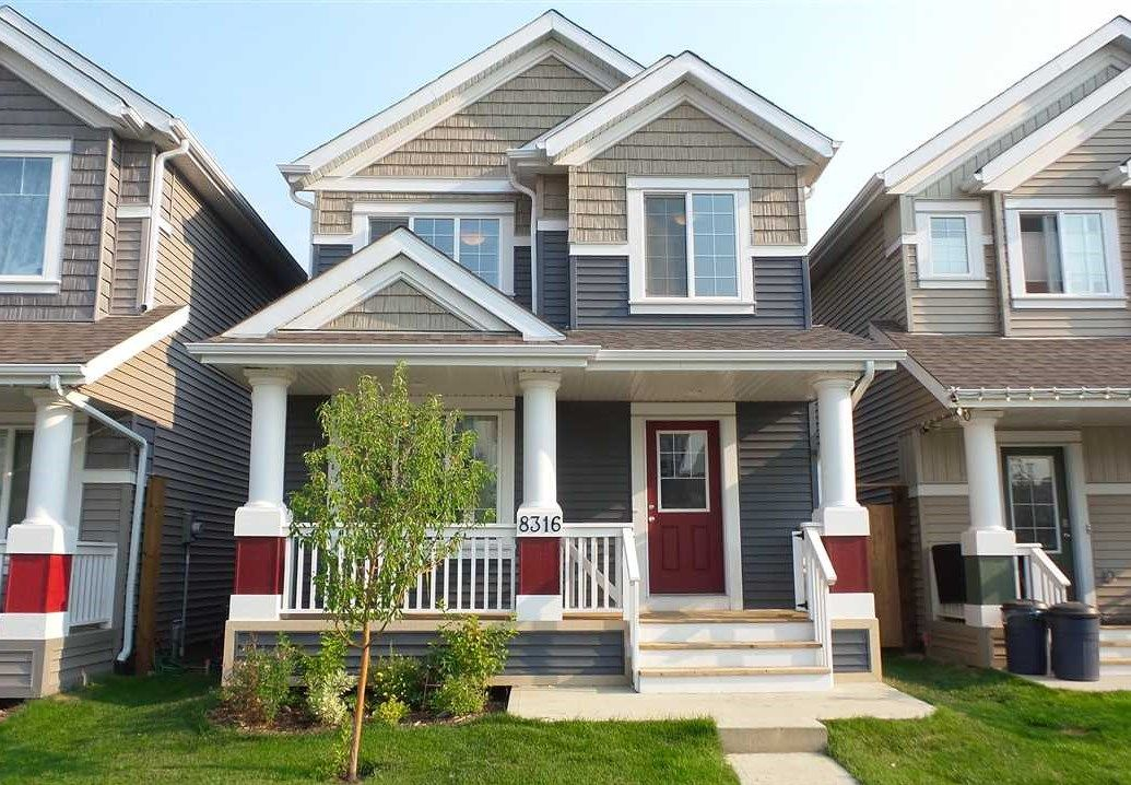 Main Photo: 8316 23 Avenue in Edmonton: Zone 53 House for sale : MLS®# E4124693
