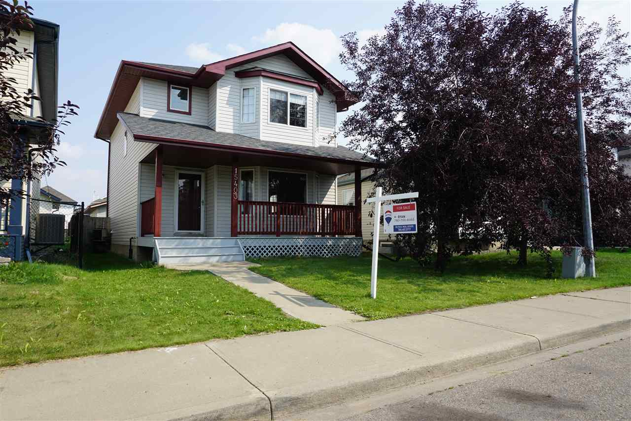 Main Photo: 15403 138 Street in Edmonton: Zone 27 House for sale : MLS®# E4124959