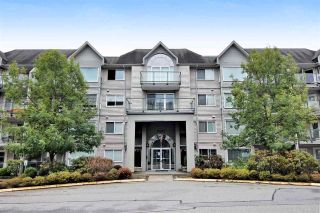 "Main Photo: 309 33668 KING Road in Abbotsford: Poplar Condo for sale in ""College Park"" : MLS®# R2304528"