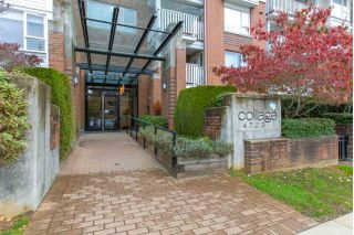 "Main Photo: 116 4723 DAWSON Street in Burnaby: Brentwood Park Condo for sale in ""COLLAGE"" (Burnaby North)  : MLS®# R2312955"