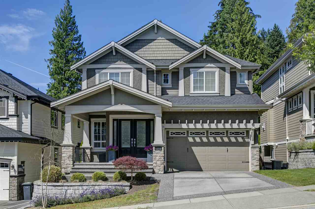 FEATURED LISTING: 1352 KINGSTON Street Coquitlam
