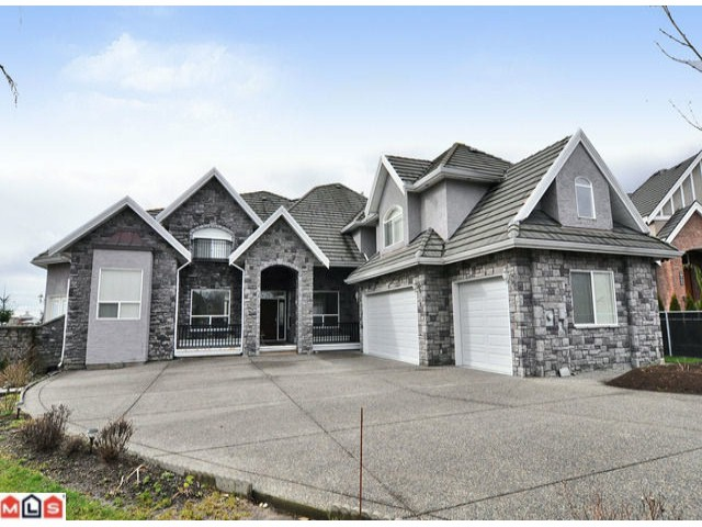 Main Photo: 5733 W KETTLE in Surrey: Sullivan Station House for sale : MLS®# F1103979