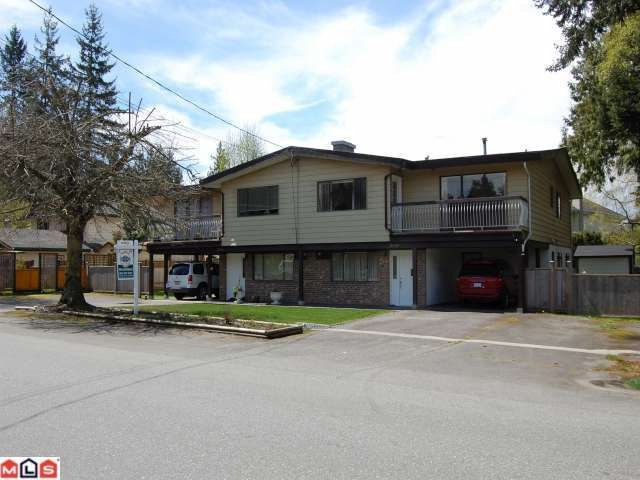 Main Photo: 2537 126 Street in Surrey: Crescent Bch Ocean Pk. House Duplex for sale (South Surrey White Rock)  : MLS® # F1110749