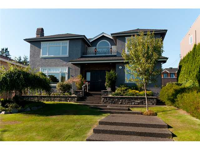 Main Photo: 1267 W 47TH Avenue in Vancouver: South Granville House for sale (Vancouver West)  : MLS® # V903790