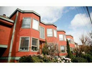 Main Photo: 8 1081 West 8th Avenue in Vancouver: Fairview VW Townhouse for sale (Vancouver West)  : MLS(r) # V987588
