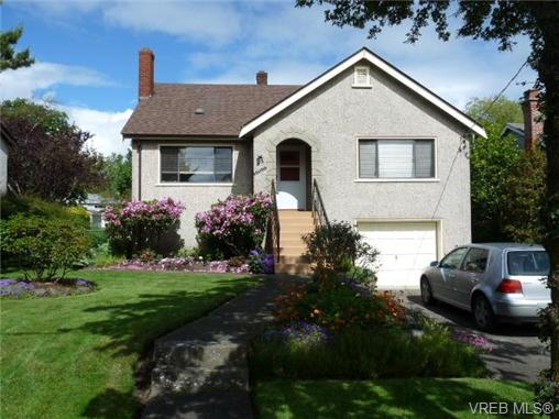 Main Photo: 3090 Balfour Avenue in VICTORIA: Vi Burnside Residential for sale (Victoria)  : MLS® # 324283