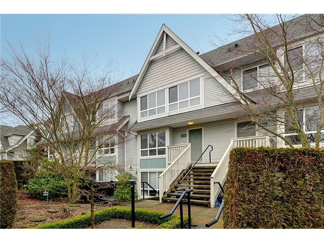 "Main Photo: 7327 MAGNOLIA Terrace in Burnaby: Highgate Townhouse for sale in ""MONTEREY"" (Burnaby South)  : MLS® # V1047030"