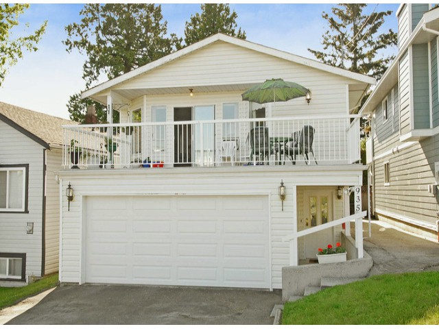 Main Photo: 935 PARKER ST in : White Rock House for sale : MLS® # F1311126