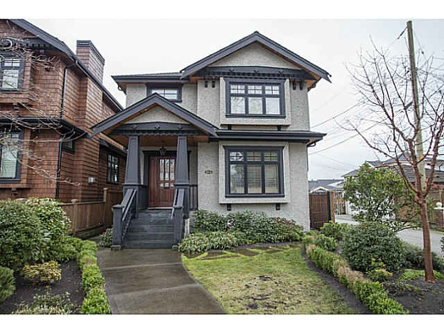 Main Photo: 834 E 27TH Avenue in Vancouver: Fraser VE House for sale (Vancouver East)  : MLS®# V1102234