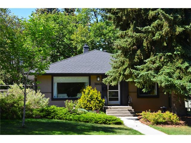 Main Photo: 3045 26A Street SW in Calgary: Richmond Park_Knobhl House for sale : MLS® # C4023554