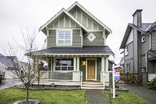 "Main Photo: 210 HOLLY Avenue in New Westminster: Queensborough House for sale in ""Red Boat Port Royal"" : MLS(r) # R2023740"