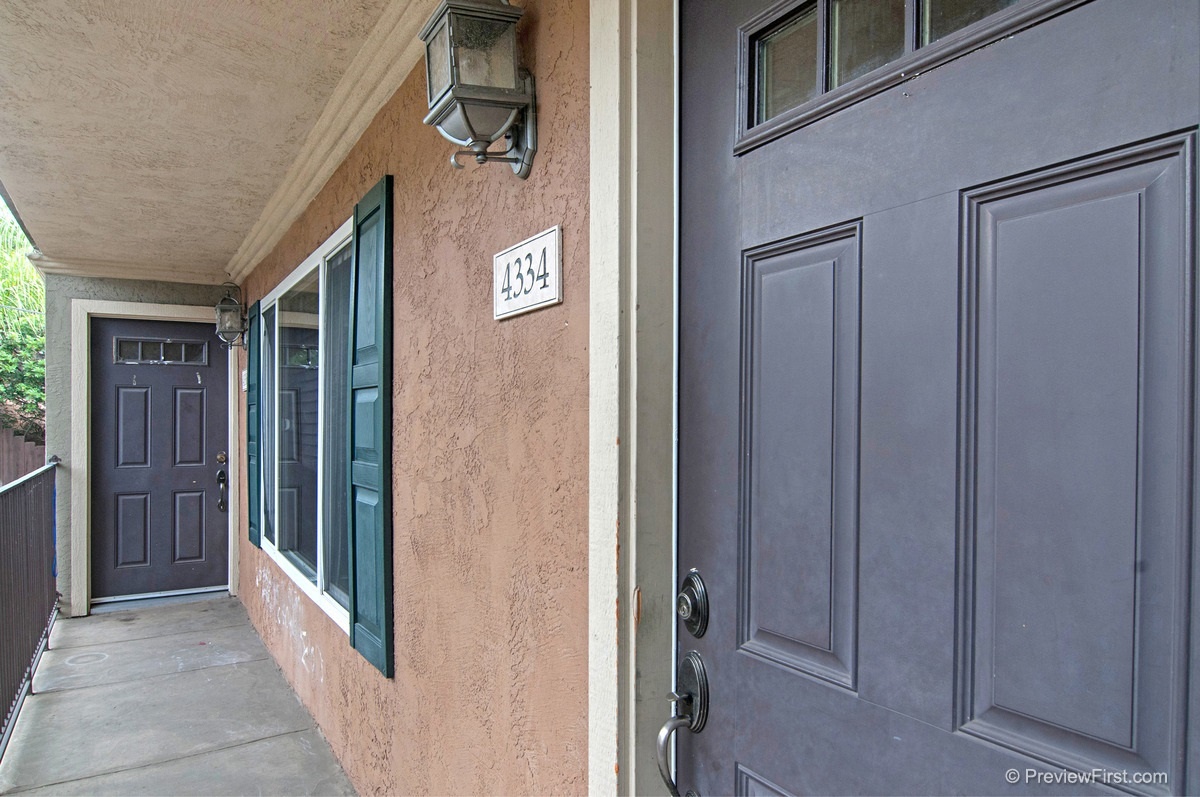 Photo 9: COLLEGE GROVE Condo for rent : 2 bedrooms : 4334 College Avenue in San Diego