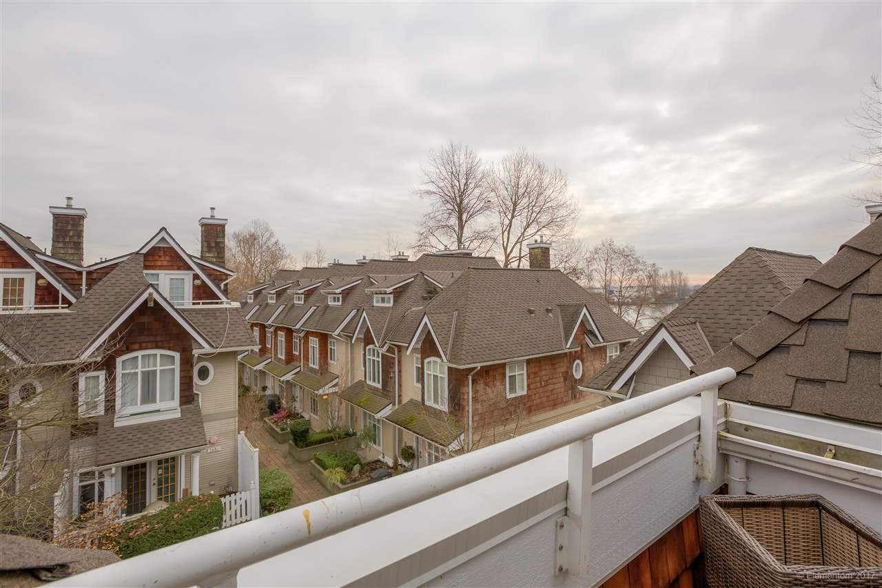 "Photo 16: 2836 E KENT AVENUE SOUTH in Vancouver: Fraserview VE Townhouse for sale in ""LIGHTHOUSE TERRACE"" (Vancouver East)  : MLS(r) # R2135060"