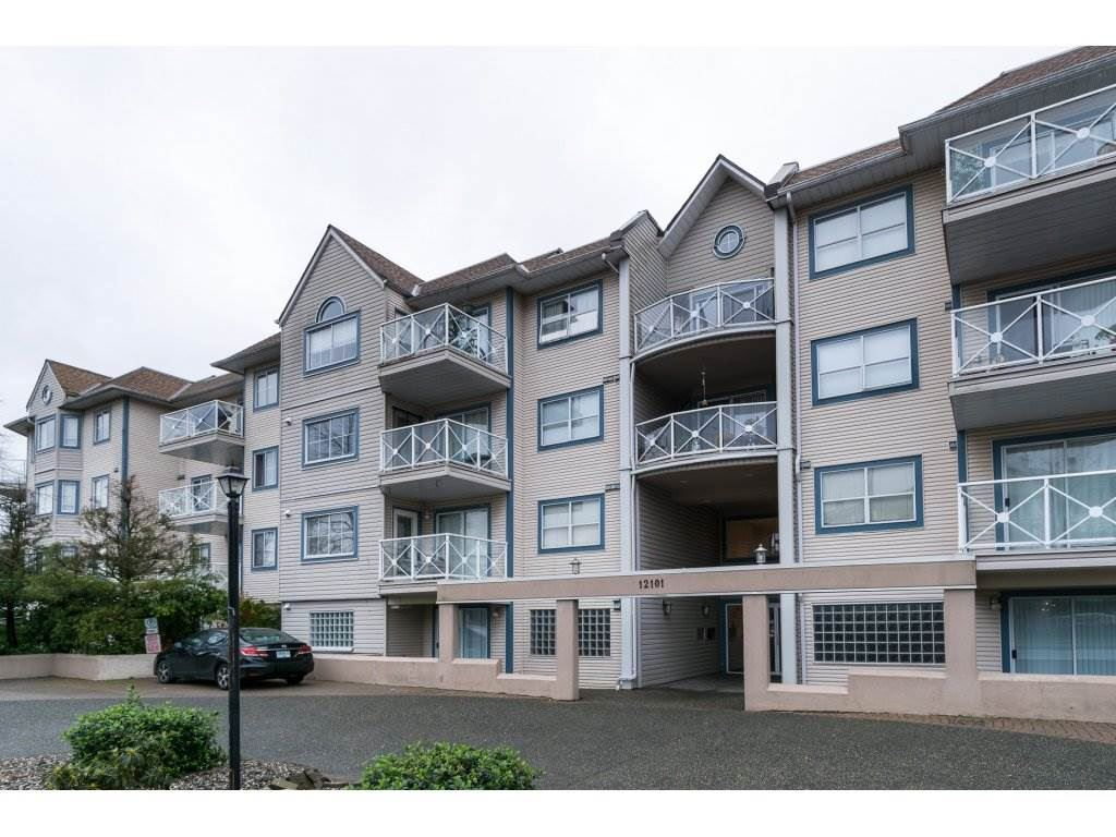 Main Photo: 201 12101 80 Avenue in Surrey: Queen Mary Park Surrey Condo for sale : MLS® # R2136162