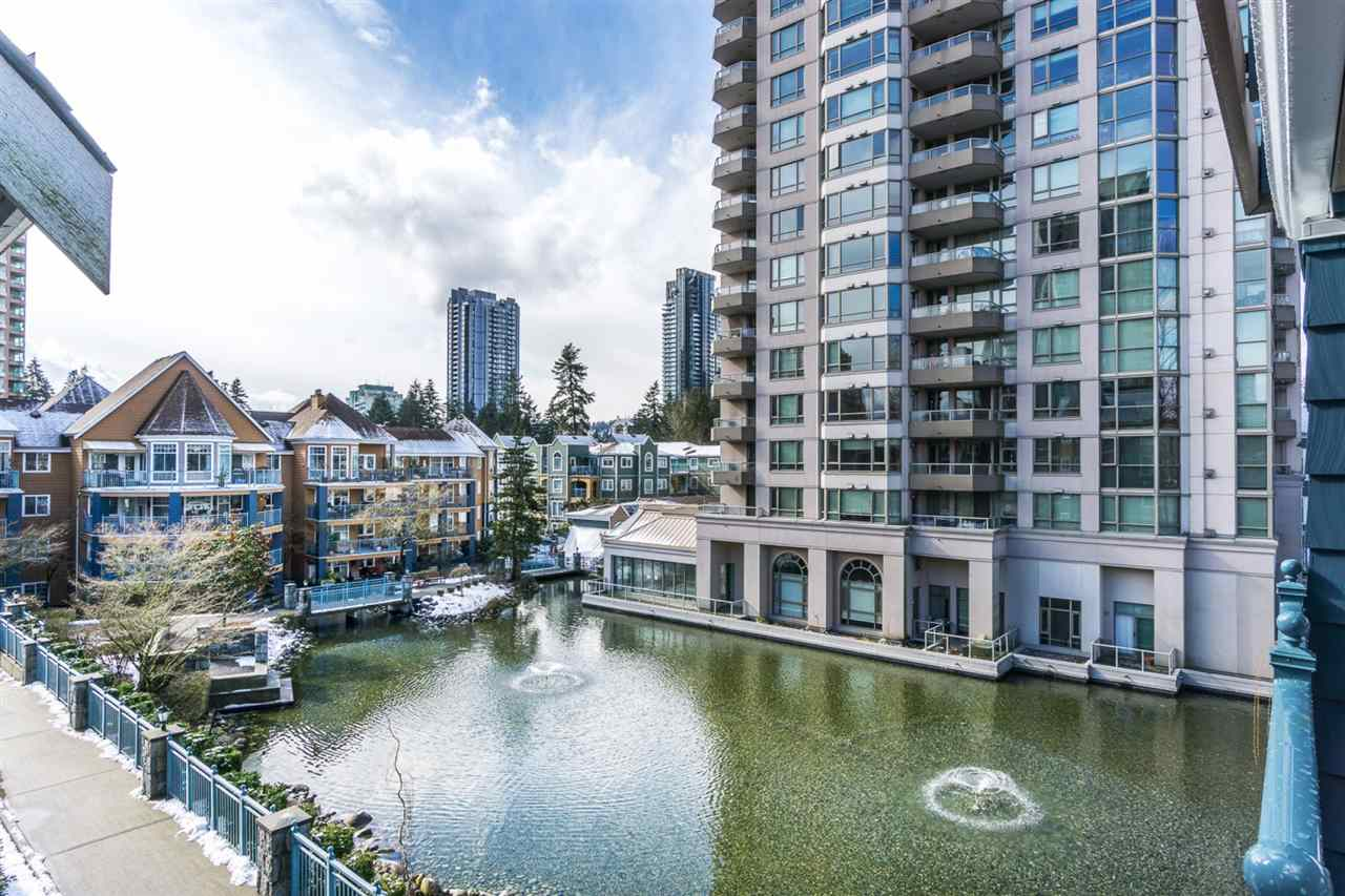 "Photo 2: 313 1200 EASTWOOD Street in Coquitlam: North Coquitlam Condo for sale in ""LAKESIDE TERRACE"" : MLS® # R2143728"