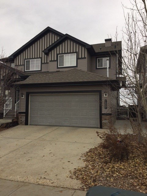 Photo 2: 1537 RUTHERFORD Road in Edmonton: Zone 55 House Half Duplex for sale : MLS(r) # E4055982