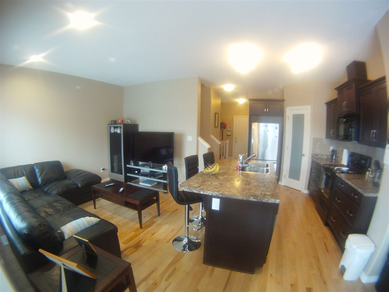 Photo 6: 1537 RUTHERFORD Road in Edmonton: Zone 55 House Half Duplex for sale : MLS(r) # E4055982