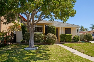 Main Photo: TALMADGE House for rent : 2 bedrooms : 4631 Natalie Drive in San Diego