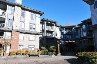 "Main Photo: 314 12020 207A Street in Maple Ridge: Northwest Maple Ridge Condo for sale in ""WESTBROOKE"" : MLS(r) # R2150428"