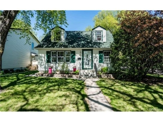 Main Photo: 145 Oakwood Avenue in Winnipeg: Riverview Residential for sale (1A)  : MLS(r) # 1712597