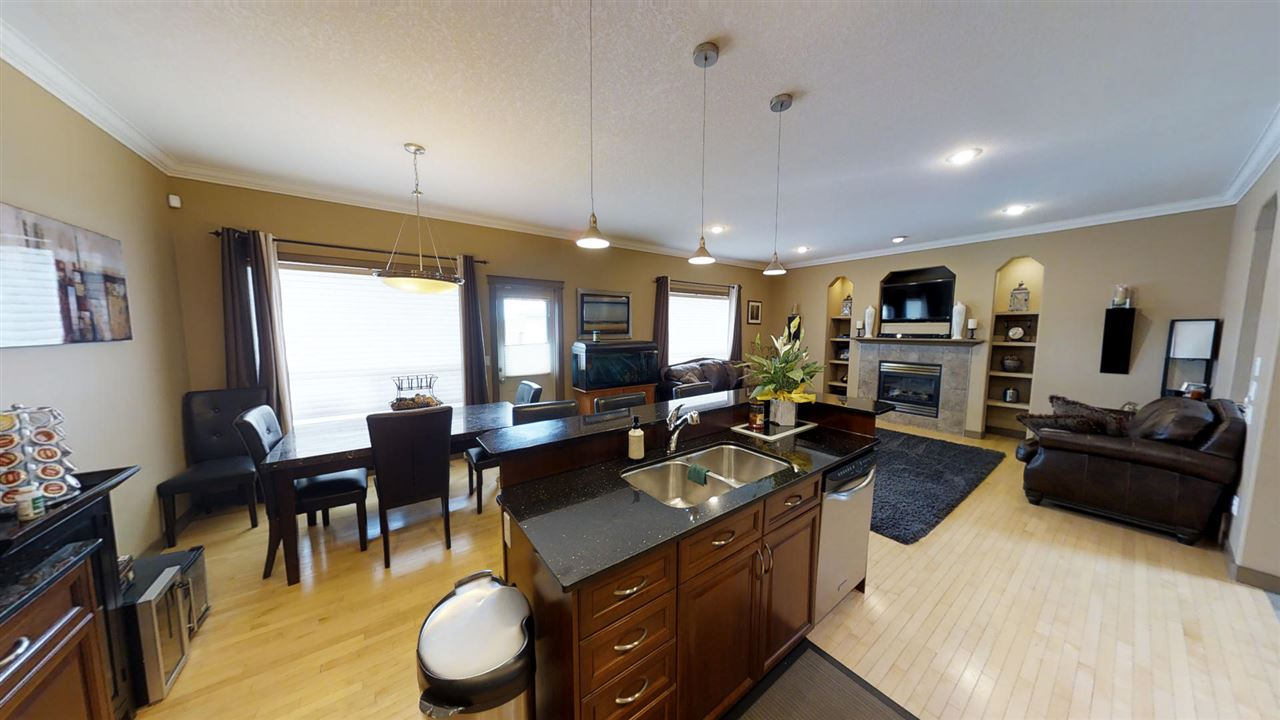 Photo 6: 54 NORRIS Crescent: St. Albert House for sale : MLS(r) # E4066008