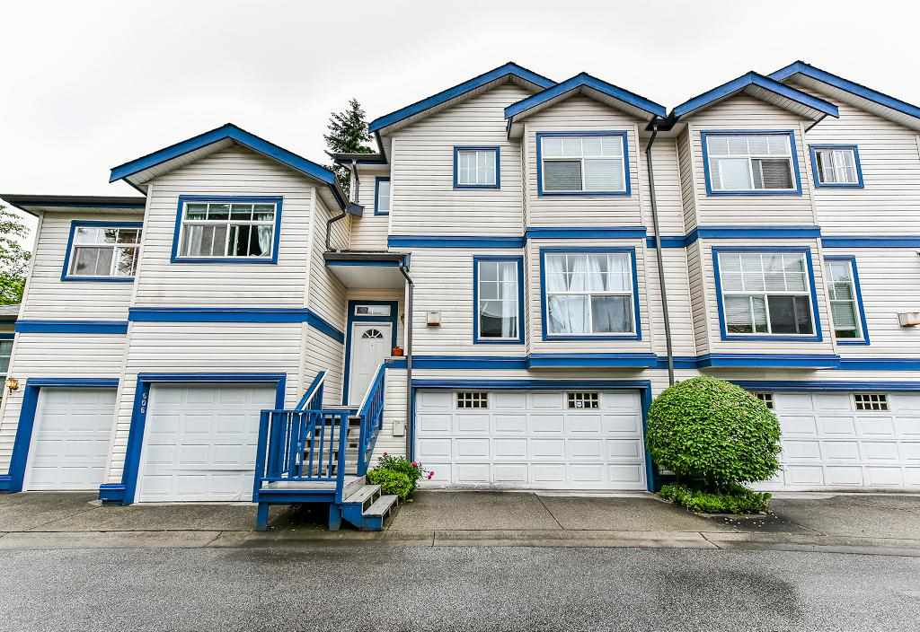 "Main Photo: 605 9118 149 Street in Surrey: Bear Creek Green Timbers Townhouse for sale in ""WILDWOOD GLEN"" : MLS(r) # R2178919"