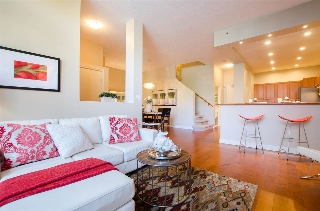 "Main Photo: 2288 REDBUD Lane in Vancouver: Kitsilano Townhouse for sale in ""MOZAIEK"" (Vancouver West)  : MLS(r) # R2181107"