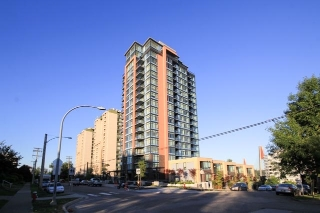 "Main Photo: 803 188 AGNES Street in New Westminster: Downtown NW Condo for sale in ""Elliot Street"" : MLS(r) # R2182689"