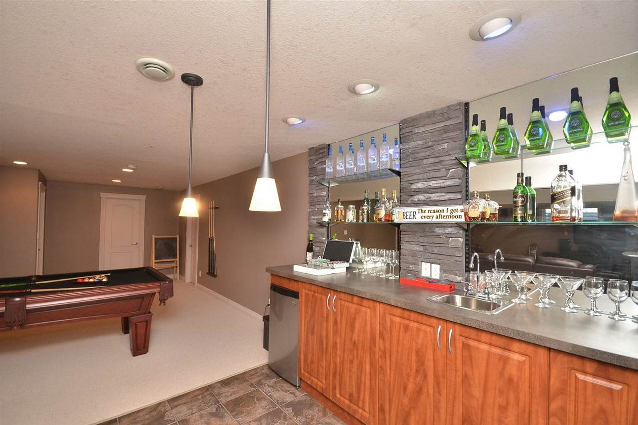 Check out the Wet Bar