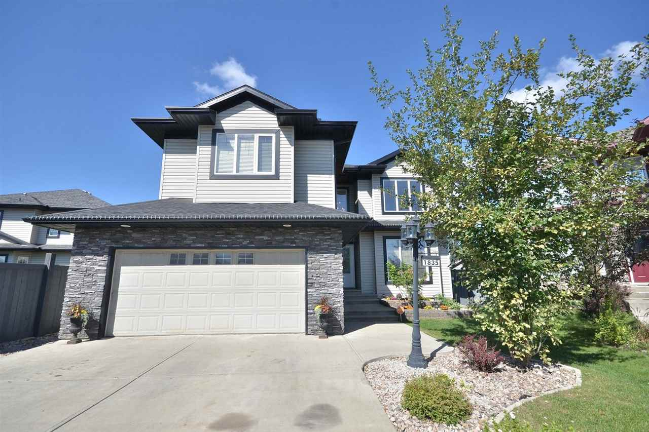 Main Photo: 1835 BOWMAN Point in Edmonton: Zone 55 House for sale : MLS® # E4078668