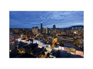 Main Photo: 2901 565 SMITHE Street in Vancouver: Downtown VW Condo for sale (Vancouver West)  : MLS® # R2213946