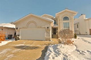 Main Photo: 162 CALICO Drive: Sherwood Park House for sale : MLS® # E4085545