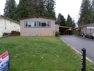 Main Photo: 2077 OAKRIDGE Crescent in Abbotsford: Poplar Manufactured Home for sale : MLS® # R2222802