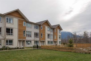 "Main Photo: 23 1188 WILSON Crescent in Squamish: Downtown SQ Townhouse for sale in ""The Current"" : MLS® # R2227879"