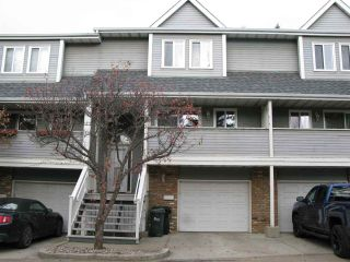 Main Photo: 521 WOODBRIDGE Way: Sherwood Park Townhouse for sale : MLS® # E4095026